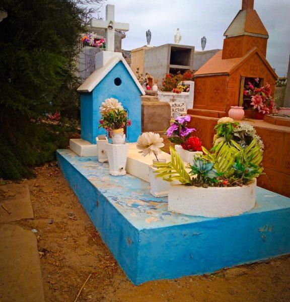 Cementerio Católico Santa Rosa De Lima de Tongoy