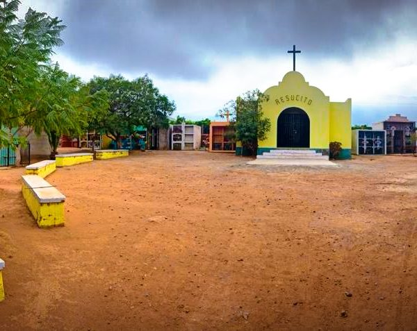 Cementerio de Sotaquí